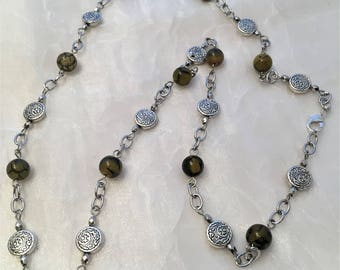Dragon Agate Necklace