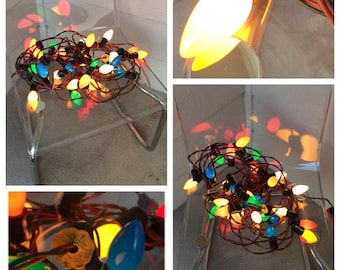 C9 Old Fashioned Christmas Lights