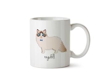 Ragdoll Mug (boy)