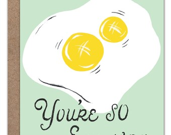 You're So Egg-Stra!   Congratulations Card   Achievement Card   You're Awesome   Extra   Love Card   Valentine's Day