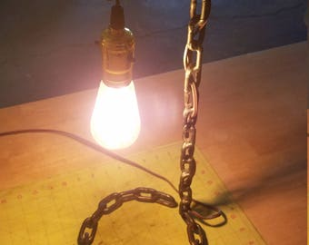 Chain lamp | Etsy