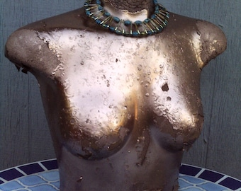 Egyptian Mermaid Queen Necklace