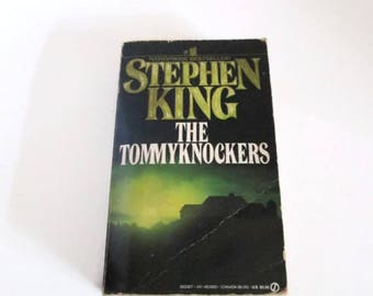The Tommyknockers by Stephen King  Paperback  Horror