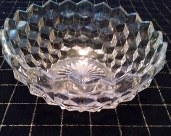 "American Fostoria 8"" bowl"
