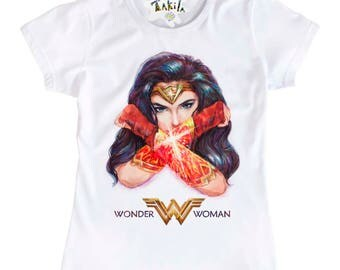 Wonder Woman  - 2017 -  Women's  T-Shirt