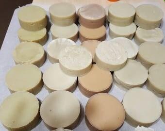 Shaving Soap, old time shaving soap discs, Father's day, men's shaving soap, shaving discs