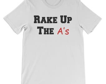 Rake Up The A's - Back To School - The Carter Link - Teacher Gift - Student Gift - College