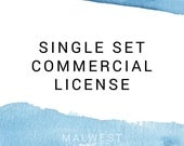 Single Set Commercial License