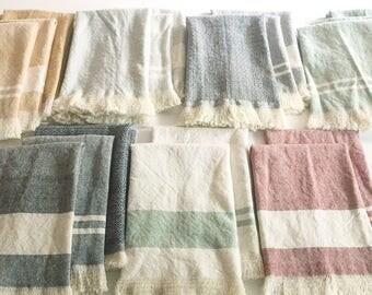 NEW Hand Woven Tea Towels