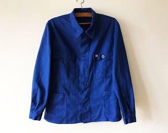Work jacket | Etsy