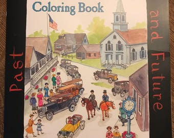 Osterville Coloring Book - Volume I by Elizabeth Mumford