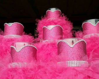 Hot pink Etsy