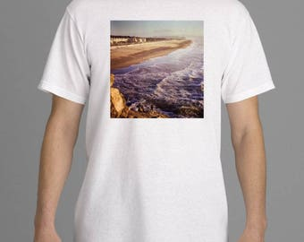 "Men's T-Shirt ""Ocean Beach"""