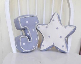 Small Star cushion