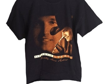 90s George Strait Country Tour TShirt