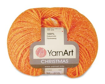YarnArt Christmas home decor yarn creative yarn for Christmas yarn for toys yarn for decor hand knit yarn crochet yarn fluffy yarn art
