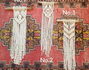 MINI MACRAMÉ Wall Hanging | Modern Macramé | Tapestry