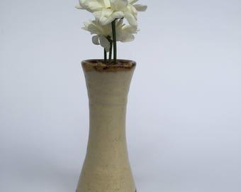 Small stoneware vase (cone 6)