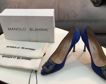 Manolo Blahnik Hangisi Formal Shoes