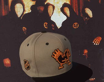 "Wu-Tang Clan Snapback Cap ""Bring Da Ruckus""  36 Chambers Method Man Ghostface Killah Raekwon CREAM"
