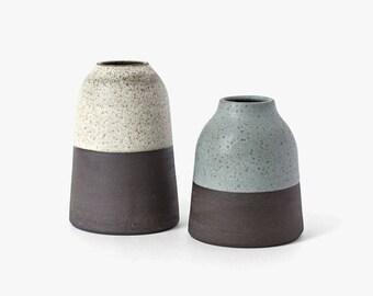 Modern Ceramic Bell Vases