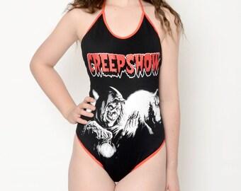 Horror Creepshow Altered Tee Bodysuit