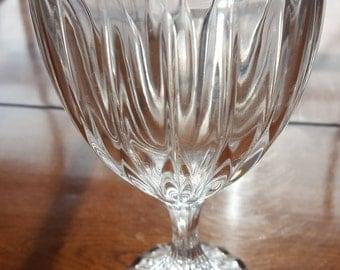 Mikasa Park Lane Crystal Water Goblet
