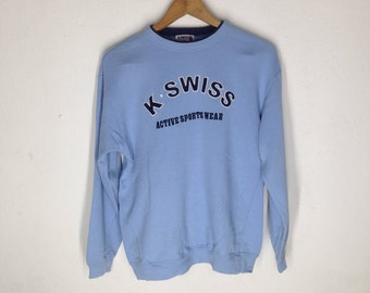Vintage K Swiss Sweatshirts size 160