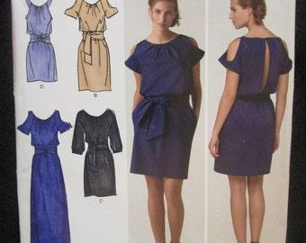 Simplicity Cynthia Rowley Pattern 2406; Sizes 6, 8, 10, 12, 14