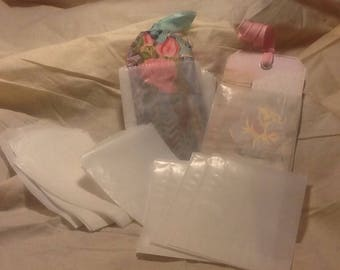 40 Glassine bags