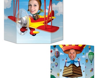 Airplane Photo Booth/ Airplane Party Decor/ Airplane Birthday Party/ Airplane Party/ Airplane Decorations