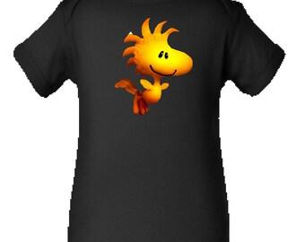 Woodstock Onesie /Infant Shirt, Charlie Brown, The Peanuts Onesie/Infant Tee