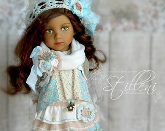 "Outfit for Dianna Effner  little darling, Pal mini 12""-13"""