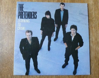 Vinyl: The Pretenders, Learning to Crawl