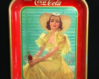 Cola Cola Tray