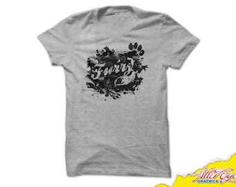 Furry Mess T-Shirt
