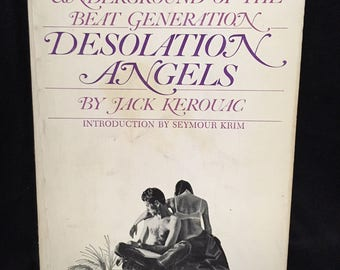 Desolation Angels by Jack Kerouac - 1966 paperback