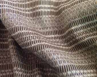 Mexican Cotton Ikat Rebozo/Shawl from Tenanchingo