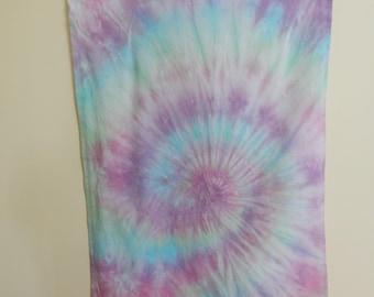 Tie Dye Wall Art - Cotton Wall Hanging