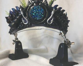 The Ursula Mermaid Crown
