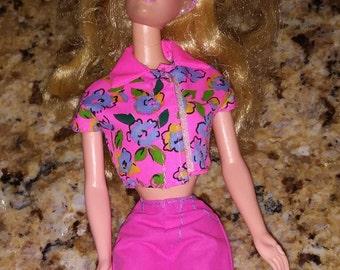 1966 twist and turn barbie doll