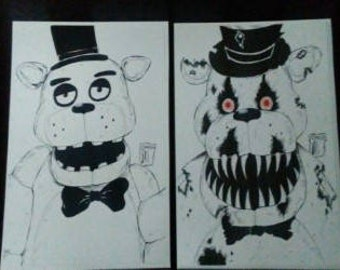 Freddy/ Nightmare Freddy