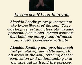 Akashic Readings