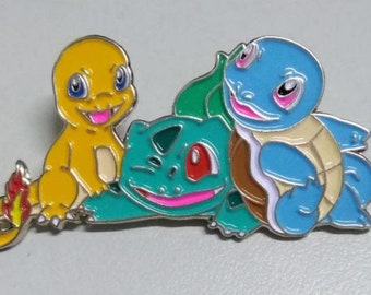 PokeFamily Pin