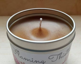 Death by Chocolate, Chocolate, Cake, Scented Candle, Large Tin Candle, Fragranced Candle, Container Candle