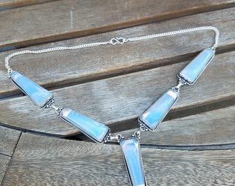 Milky Opal Necklace
