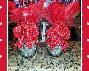 Chocolate Valentine's Bouquet