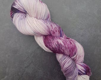 Nebula ~ Barbarella ~ Merino Nylon Stellina Sock Yarn