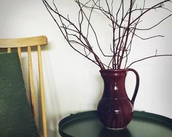 Pot en céramique ton mauve - Ceramics Pot With Purple Nuances