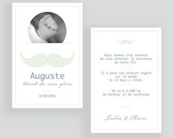 Auguste announcement